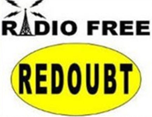 Radio Free Redoubt Episode 19-06 Interview with Glen Tate and Shelby Gallagher – Analysis of Escalation of Conflict