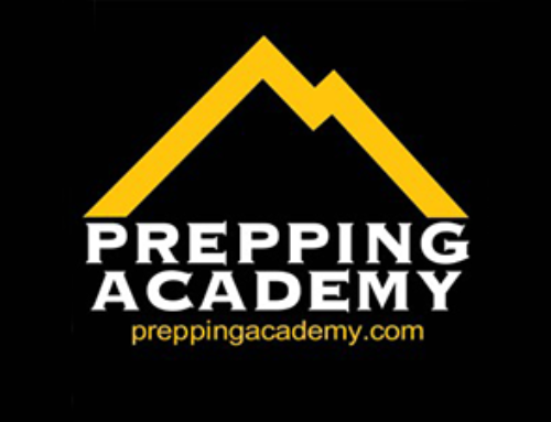 Glen Tate & Shelby Gallagher on the Prepping Academy